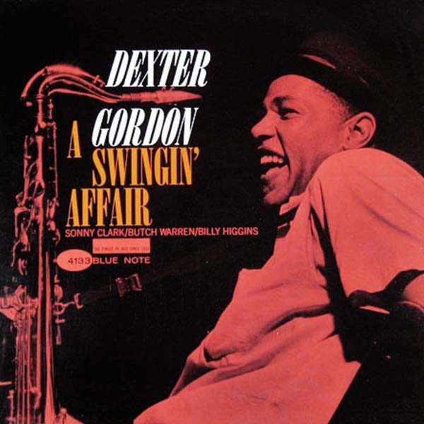 "Dexter Gordon ""A Swingin´ Affair"" 1963"