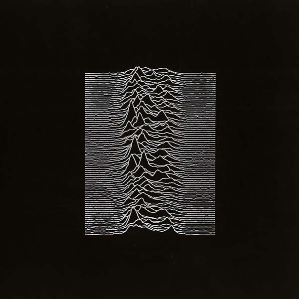 Joy Division, 'Unknown Pleasures' (1979)